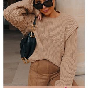 Lorna Luxe x In The Style Voltaire Jumper/Sweater